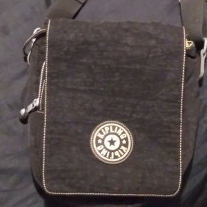 Kipling Crossbody Bag Black